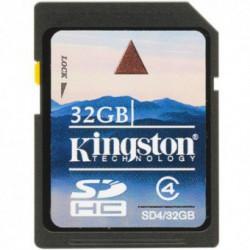 Card memorie Kingston SDHC 32GB Class 4
