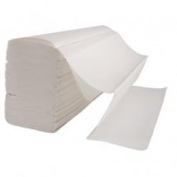 Prosoape hartie Z albe 1 strat 250 buc