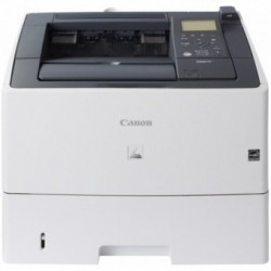 Imprimanta laser alb-negru Canon i-SENSYS LBP6780X, A4, 40 ppm, 1200 dpi, Auto Duplex, Retea, Ecran LCD (Alb)