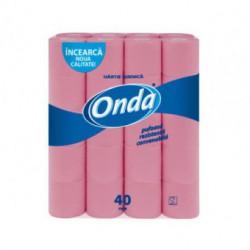 Hartie igienica Onda 40 buc/ set
