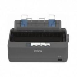 Imprimanta Matriciala Epson LQ-350, 24 ace, 80 coloane, USB, (Negru)
