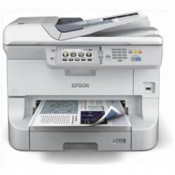 Multifunctionala Inkjet Epson WF-8510DWF, Format A3+, Retea, Wireless, Fax, Duplex, ADF
