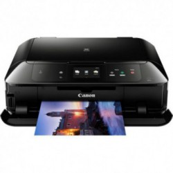 Multifunctionala Inkjet Canon PIXMA MG7750, Format A4, Duplex, Wireless, Black