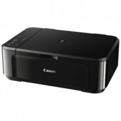 Multifunctionala Inkjet Canon Pixma MG3650, Format A4, Color, Wireless, Black
