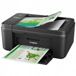 Multifunctionala Inkjet Canon Pixma MX495 Black, Format A4, Color, Fax, Wireless