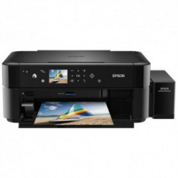 Multifunctionala Inkjet Epson CISS Color L850, Format A4, Display LCD Touchscreen