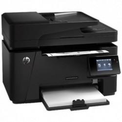Multifunctional laser HP LaserJet Pro MFP M127fw, Format A4, Monocrom, Retea