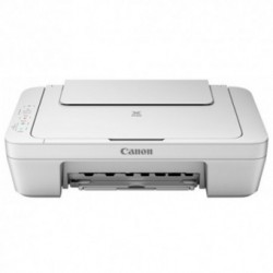 Multifunctionala Inkjet Canon Pixma MG2550, A4, 3 in 1, Inkjet color, USB, Alb