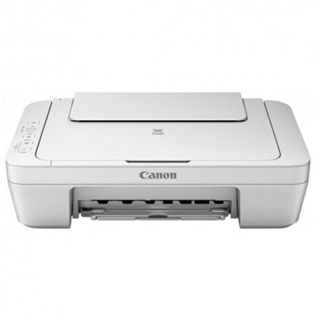 Multifunctionala Inkjet Canon Pixma MG2550, A4, 3 in 1, Inkjet color, USB, Alb
