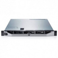 Server Dell PowerEdge R430, Intel Xeon E5-2620 v3, 300GB SAS, 16GB RDIMM DDR4