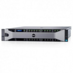 Server Dell PowerEdge R730, Intel Xeon E5-2620 v3, No HDD, 16GB RDIMM DDR4