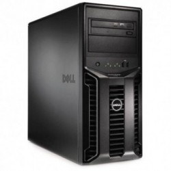 Server Dell PowerEdge T110 II, Intel Xeon E3-1240 v2, No HDD, 4GB UDIMM DDR3