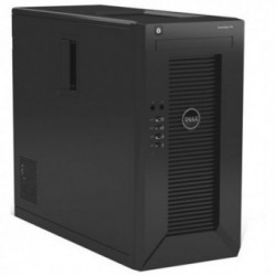 Server Dell PowerEdge T20, Intel Xeon E3-1225 v3, 1TB HDD, 4GB UDIMM DDR3