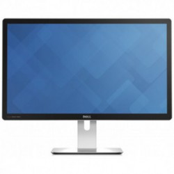 Monitor LED Dell UltraSharp UP2715K, 27 inch, IPS, 5120x2880, 8ms GTG, 2x DP, Mini DP, 5x USB 3.0, Pivot, Boxe integrate, Negru