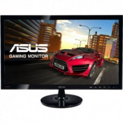 Monitor LED ASUS VS248HR, 24 inch, 1920x1080, 1ms GTG, D-Sub, DVI-D, HDMI, Negru