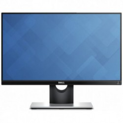 Monitor LED Dell S2216H, IPS, 21.5 inch, 1920x1080, 6ms GTG, D-Sub, HDMI, Boxe integrate, Negru