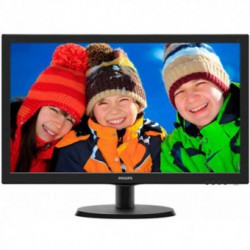 Monitor LED Philips V-line 223V5LHSB/00, 21.5 inch, 1920x1080, 5ms, D-Sub, HDMI, Negru