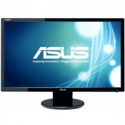 Monitor LED ASUS VE228TR, 21.5 inch, 1920x1080, 5 ms, D-Sub, DVI-D, Difuzoare integrate, Negru