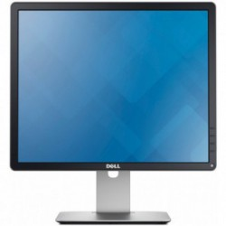 Monitor LED Dell P1914S, 19 inch, 1280x1024, IPS, 8 ms, D-Sub, DVI-D, DisplayPort, 3x USB 2.0, Negru/Argintiu