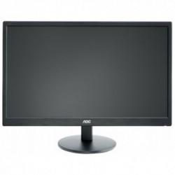Monitor LED AOC E2470SWHE, 23.6 inch, 1920 x 1080, 5ms, D-Sub, 2x HDMI, (Negru)