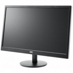Monitor LED AOC e2270Swn, 21.5 inch, 1920 x 1080, 5 ms, D-Sub, Negru