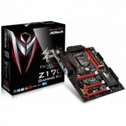 Placa de baza Asrock Z170-GAMING-K6, Socket 1151, Chipset Z170, ATX