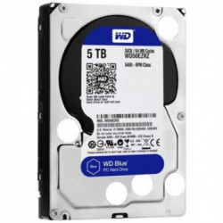 Hard Disk Western Digital Blue 5TB SATA3 64MB