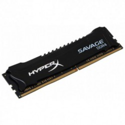 Memorie Kingston DDR4 4GB 2400MHz CL12 HyperX Savage Black