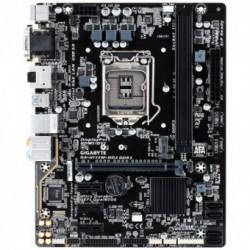 Placa de baza Gigabyte GA-H110M-HD3 DDR3, Socket LGA 1151, Chipset H110, Micro ATX