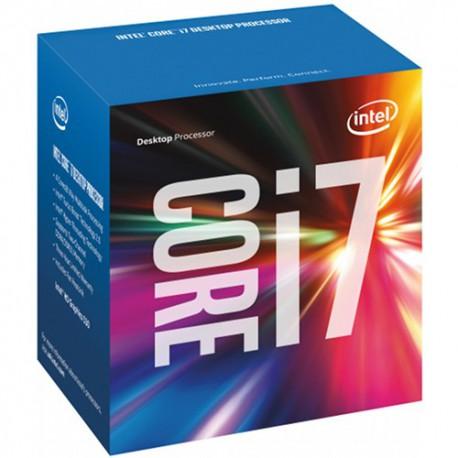 Procesor Intel Core i7-6700, LGA1151, 4 nuclee, Frecventa 3.4 GHz, Turbo 4.0 GHz, Cache L3 8MB, 14 nm, Intel HD Graphics 530 [Skylake]