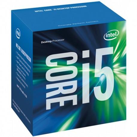Procesor Intel Core i5-6600, LGA1151, 4 nuclee, Frecventa 3.3 GHz, Turbo 3.9 GHz, Cache L3 6MB, 14 nm, Intel HD Graphics 530 [Skylake]