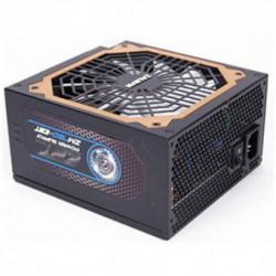 Sursa Zalman ZM750-EBT, Putere 750W, 4x PCI-E 6+2, 8x SATA, 6x Molex, PFC activ, Modulara [80 Plus Gold]