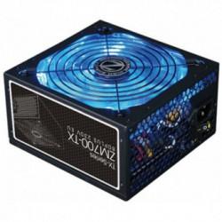 Sursa Zalman ZM700-TX, Putere 700W, 4x PCI-E 6+2 pini, 6x SATA, 2x Molex, Active PFC