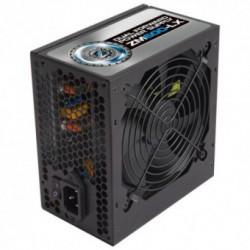 Sursa Zalman ZM600-LX, Putere 600W, 2x PCI-E 6+2 pini, 6x SATA, 5x Molex, PFC Activ