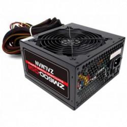 Sursa Zalman ZM600-GSII, Putere 600W, 2x PCI-E 6+2 pini, 6x SATA, 5x Molex, Active PFC