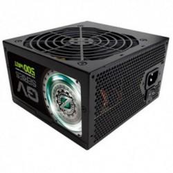 Sursa Zalman ZM500-GV, 500W, 2 PCI Express 6+2, 5x Sata, 3x Molex