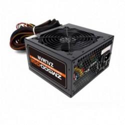 Sursa Zalman ZM500-GSII, Putere 500W, 1x PCI-E 6+2, 6x SATA, 4x Molex, Active PFC, Ventilator 120 mm