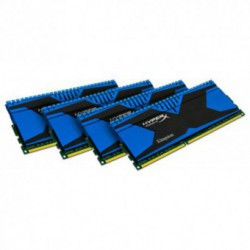 Memorie Kingston DDR3 16GB (4 x 4GB) 1866Mhz CL9 HyperX Predator