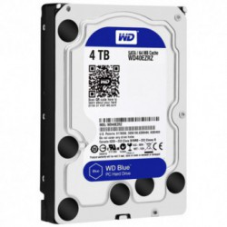 Hard Disk Western Digital Blue 4TB SATA3 64MB