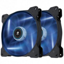 Ventilator PC Corsair SP140 LED Blue High Static Pressure 140mm [Twin Pack]