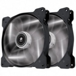 Ventilator PC Corsair SP140 LED White High Static Pressure 140mm [Twin Pack]