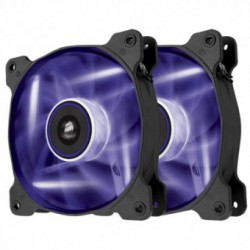 Ventilator PC Corsair SP120 LED Purple High Static Pressure 120mm [Twin Pack]