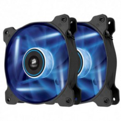 Ventilator PC Corsair SP120 LED Blue High Static Pressure 120mm [Twin Pack]