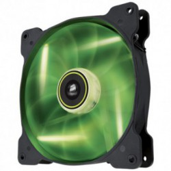 Ventilator PC Corsair SP140 LED Green High Static Pressure 140mm