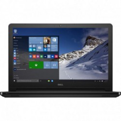 "Laptop Dell Inspiron 5559 cu procesor Intel® Core™ i7-6500U 2.50GHz, Skylake, 15.6"", Full HD, 16GB, 2TB, DVD-RW, AMD Radeon™ R5 M335 4GB, Microsoft Windows 10 Home, Black"
