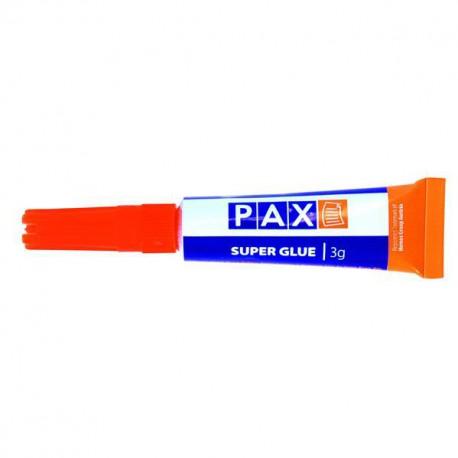 Lipici Superglue 3 g Pax