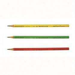 Creion Grafit B Rigla Faber-Castell