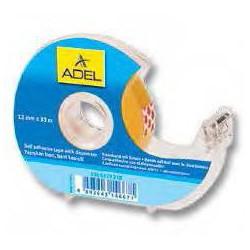 Dispenser Banda Adeziva 12mmx33m Adel
