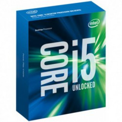 Procesor Intel Core i5-6600K, LGA1151, 4 nuclee, Frecventa 3.5 GHz, Turbo 3.9 GHz, Cache L3 6MB, 14 nm, Intel HD Graphics 530 [Skylake]