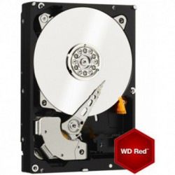 Hard Disk Western Digital Red 5TB SATA3 64MB IntelliPower